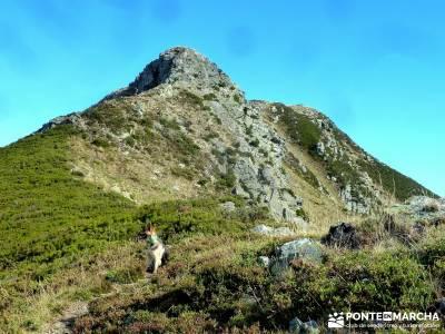 Ancares lucenses; viaje Puente noviembre; rutas y senderismo madrid grupos de trekking